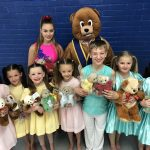 Dance Troupe donate to the TLC Teddies
