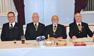 Moseley welcomes its new Master
