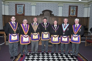 RAM Reps Launched at Unity Lodge
