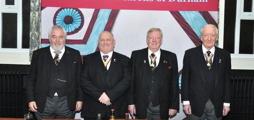 Bernard Gilpin Lodge hosts the 4 Steps seminar