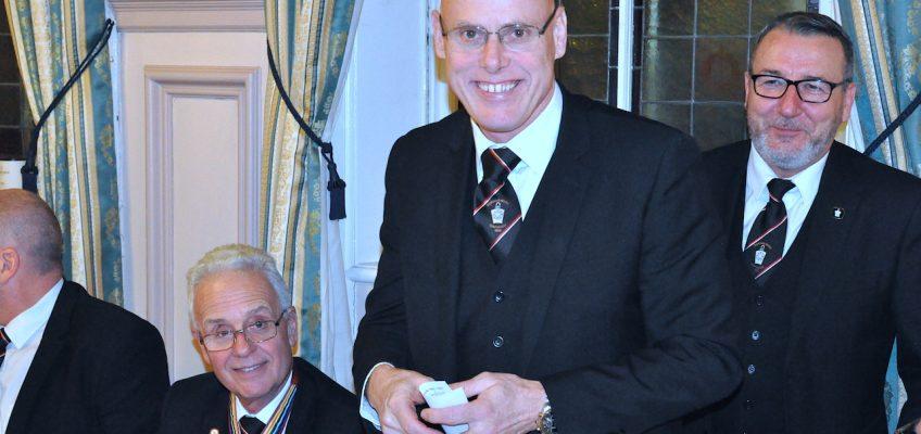 Jarrow Mark Lodge Centenary Festive Board