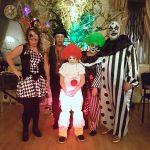Halloween at Tristram Lodge