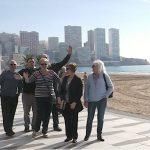 Team visit to Spain
