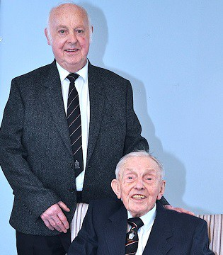 Terry Lewis, young at heart at 101