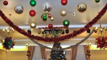 Hackworth Lodge goes festive