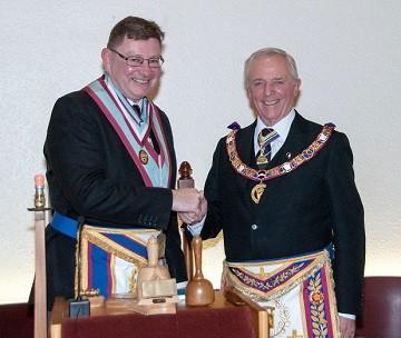 Shipley Mark Lodge Reactivated