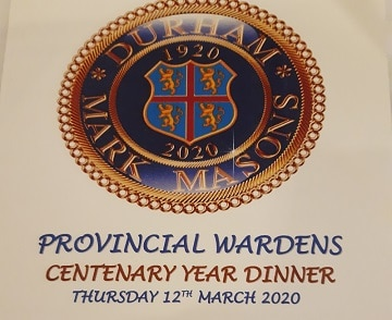 2020 Wardens Dinner Gallery