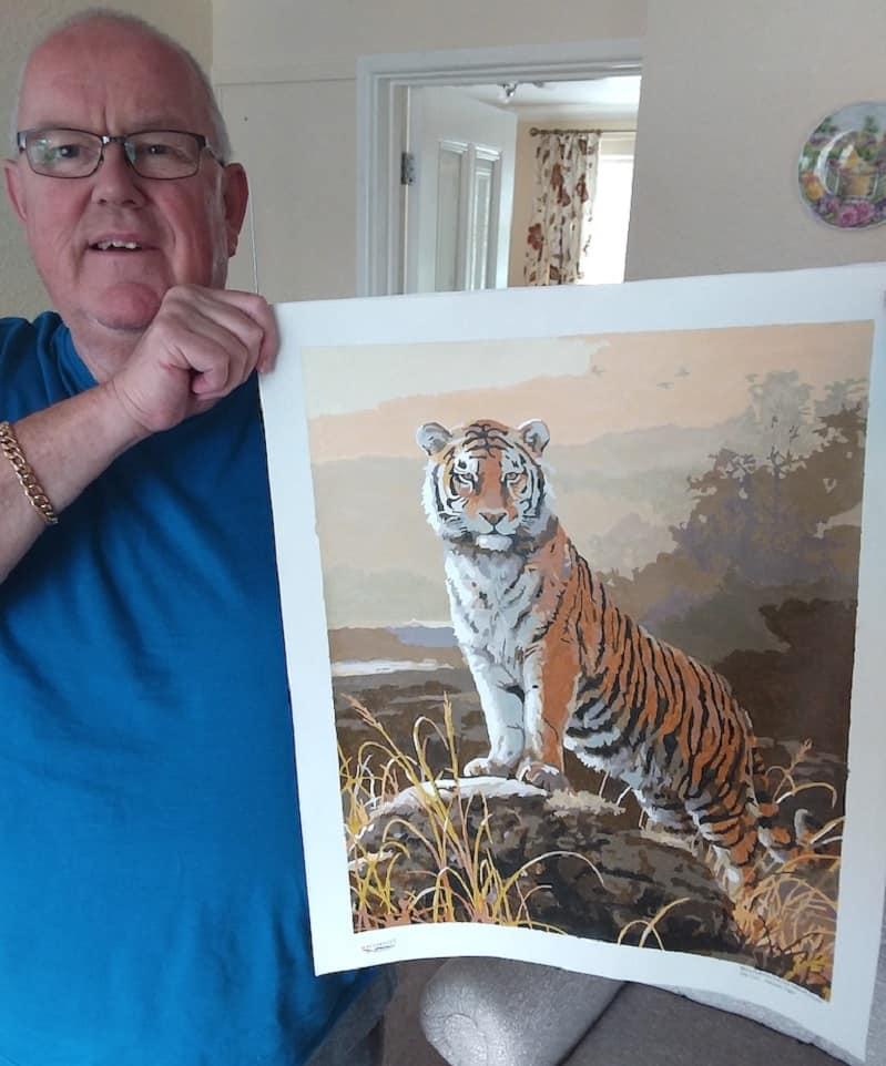 David and the Tiger