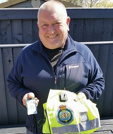 Volunteer Ambulance Drivers
