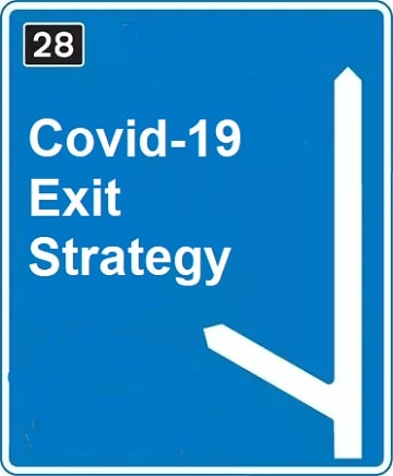 Provisional Exit Strategy